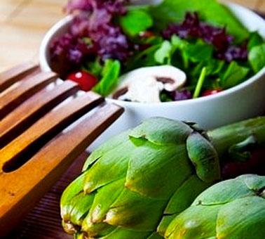 طريقة عمل سلطة الفطر مع الخرشوف في 10 دقيقة - وصفة 2019
