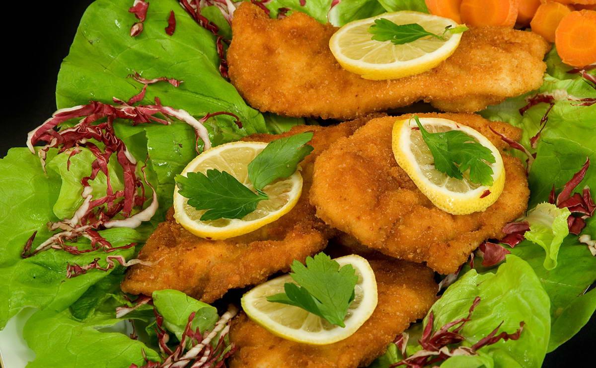 اسكالوب الدجاج في 15 دقيقة - وصفة 2019