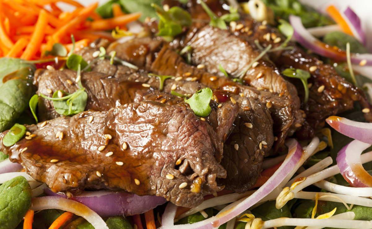 طريقة عمل اللحم بالفليفلةالحارة في 15 دقيقة - وصفة 2019