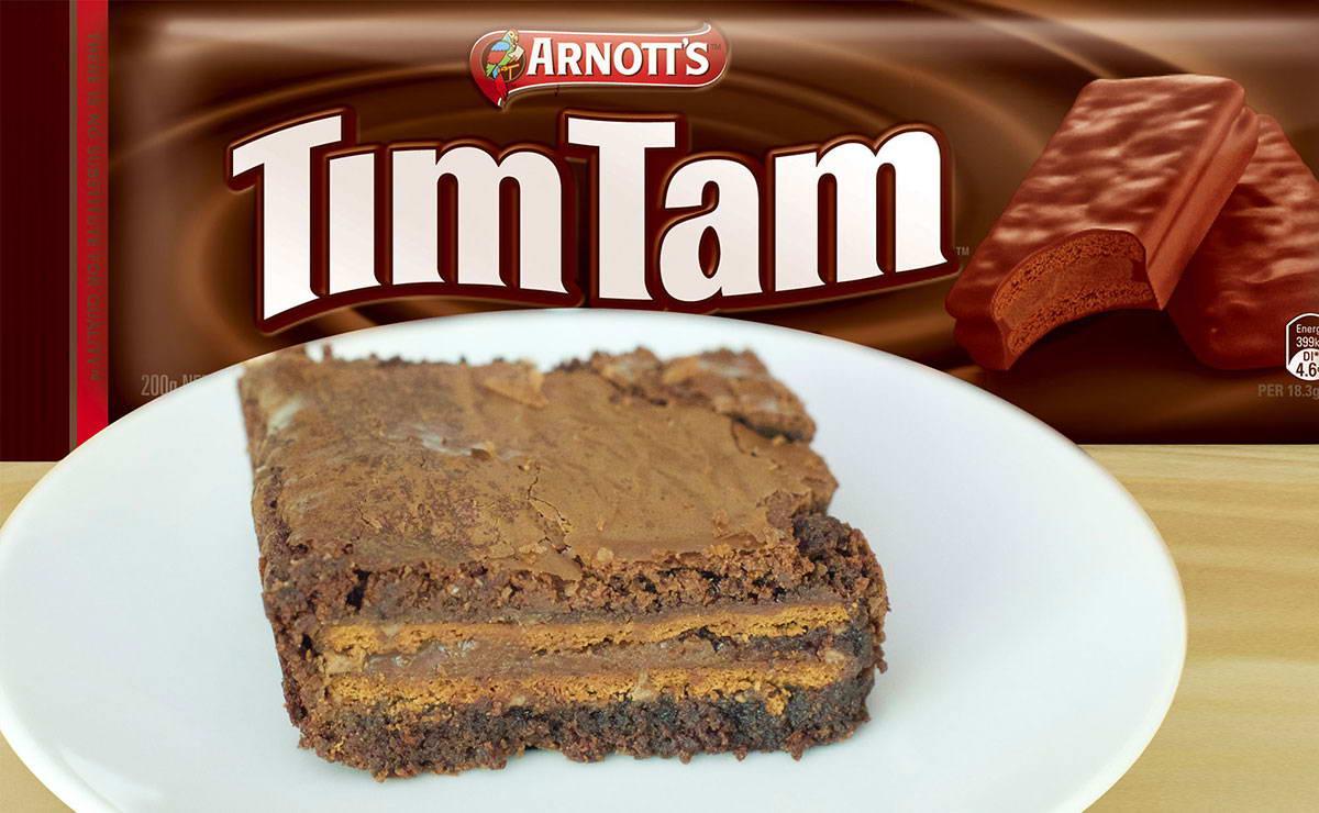 براونيز شوكولا تيم تام في 20 دقيقة - وصفة 2019