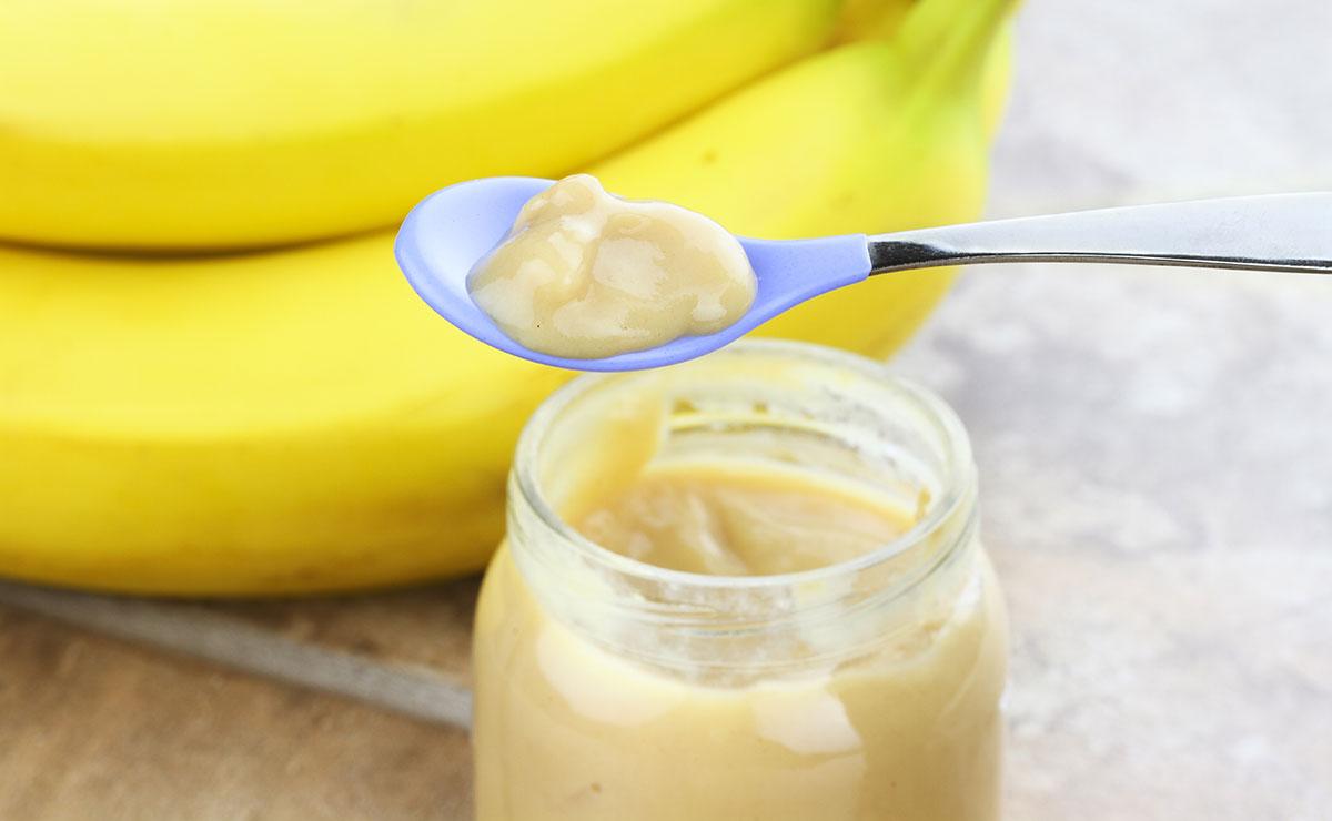 بوريه الموز في 2 دقيقة - وصفة 2019