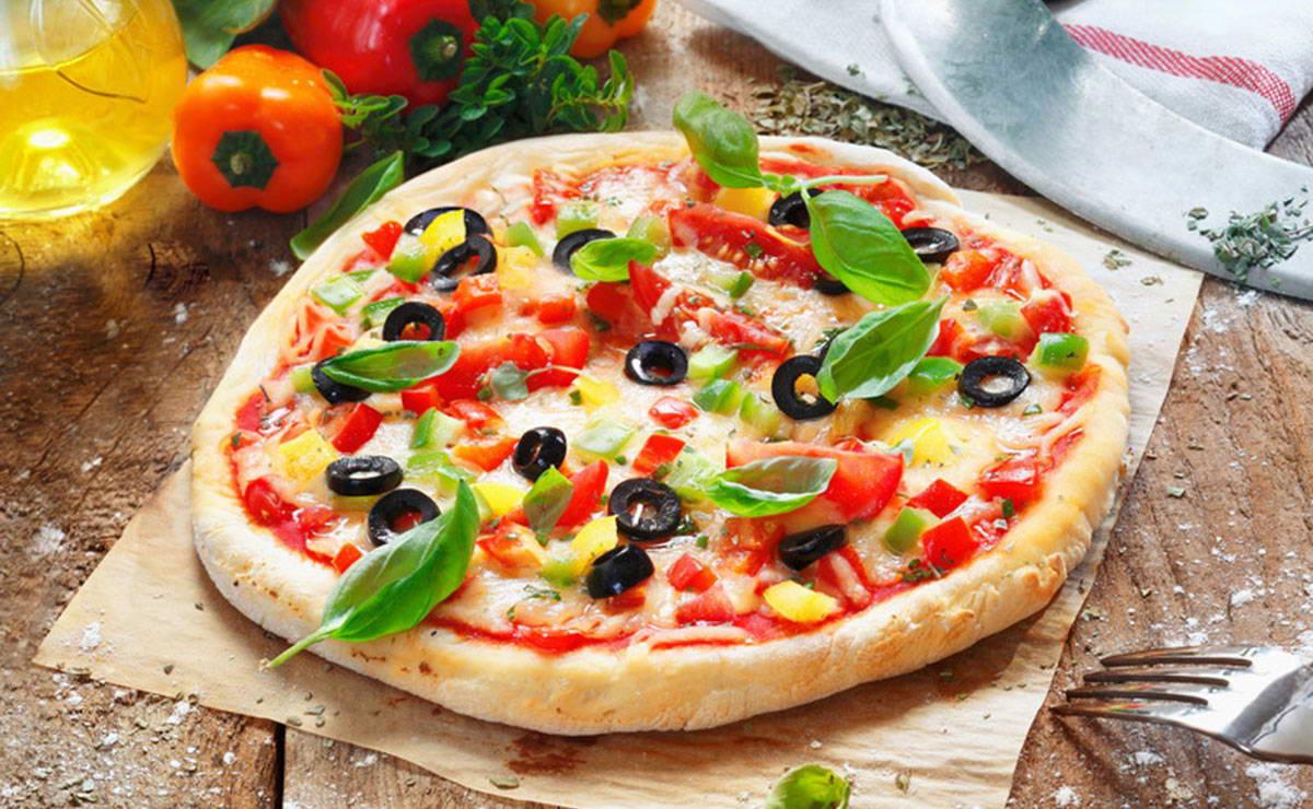بيتزا محشية الاطراف في 30 دقيقة - وصفة 2018