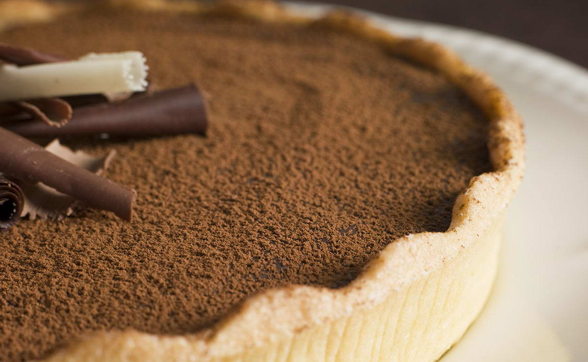 تارت الشوكولاتة في 30 دقيقة - وصفة 2021