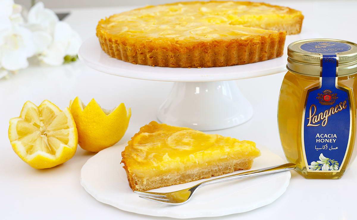 تارت الليمون بالعسل في 30 دقيقة - وصفة 2019