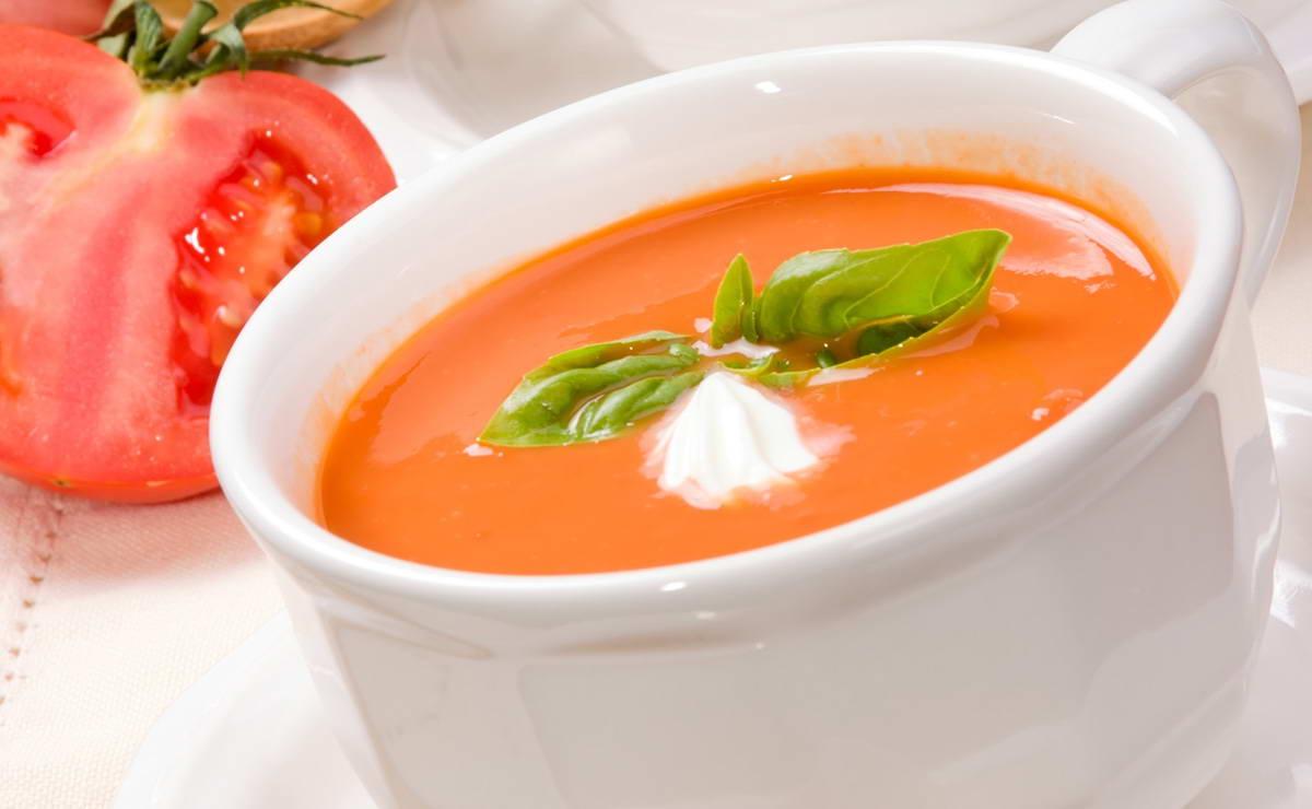 طريقة عمل شوربة الطماطم في  - وصفة 2019