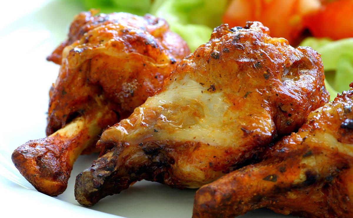 دبابيس الدجاج المقرمشة في 10 دقيقة - وصفة 2020