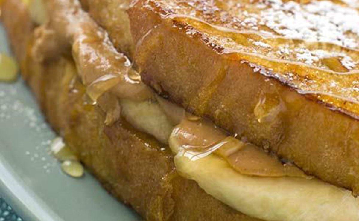 سندويش زبدة الفول السوداني و الموز في 5 دقيقة - وصفة 2018