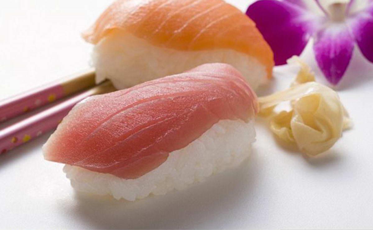 طريقة عمل السوشي بسمك التونة في 10 دقيقة - وصفة 2019