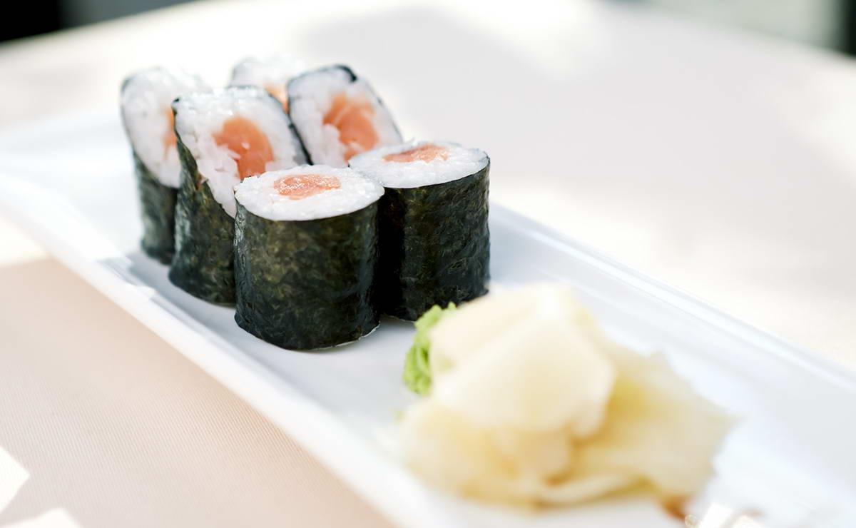 طريقة عمل السوشي بالتونة في 15 دقيقة - وصفة 2019