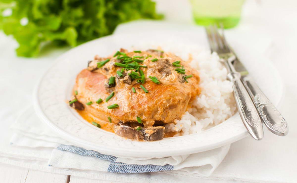 صدر الدجاج مع صلصة الخردل في 10 دقيقة - وصفة 2018