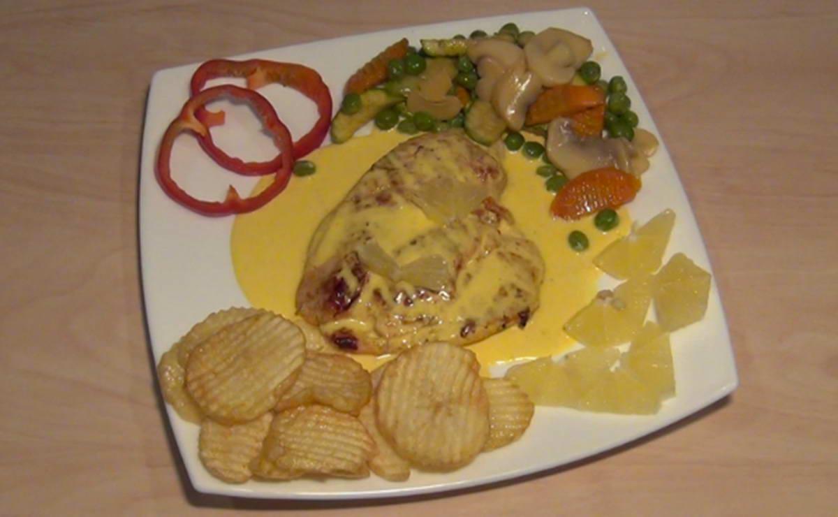 صدر الدجاج مع صلصة الكريم والليمون في 15 دقيقة - وصفة 2019