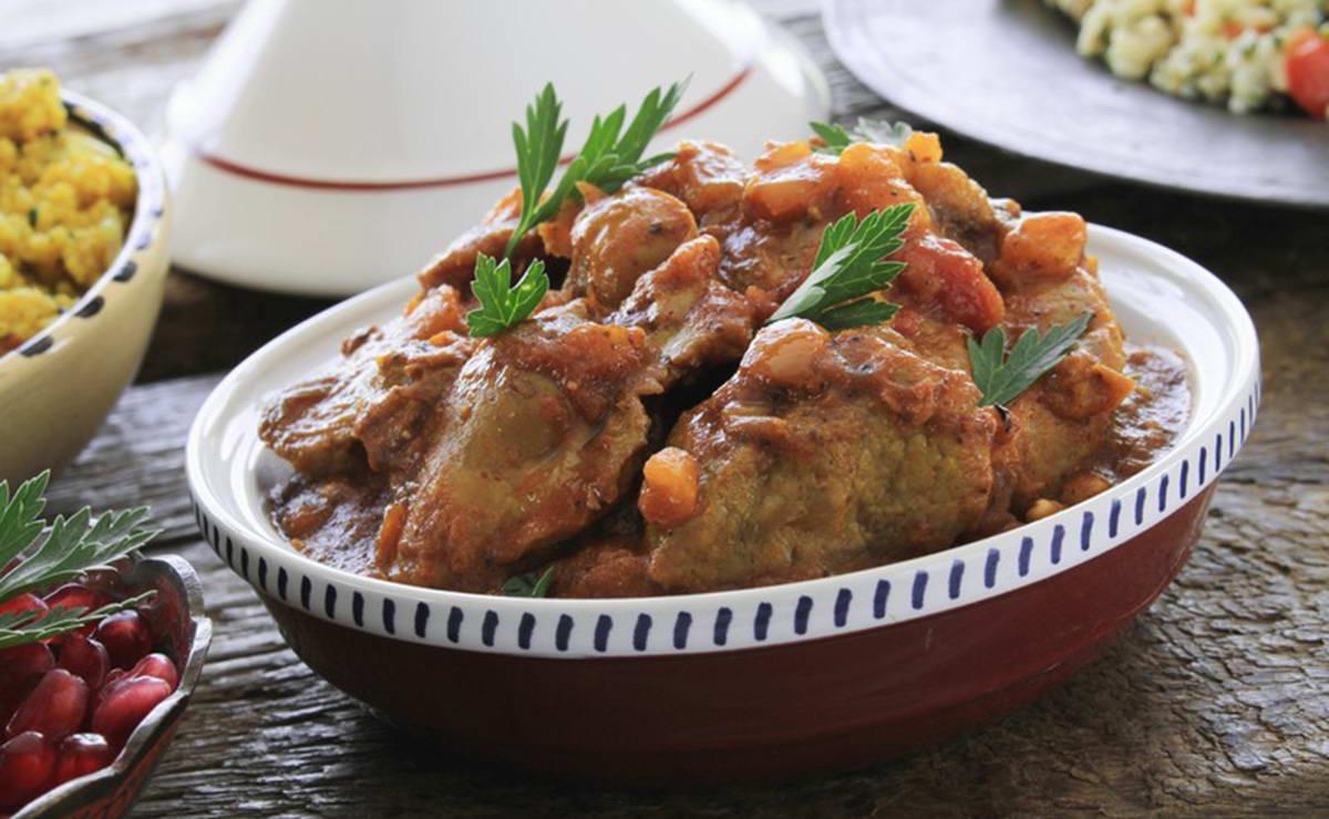 طاجين اللحم المغربي في 30 دقيقة - وصفة 2019