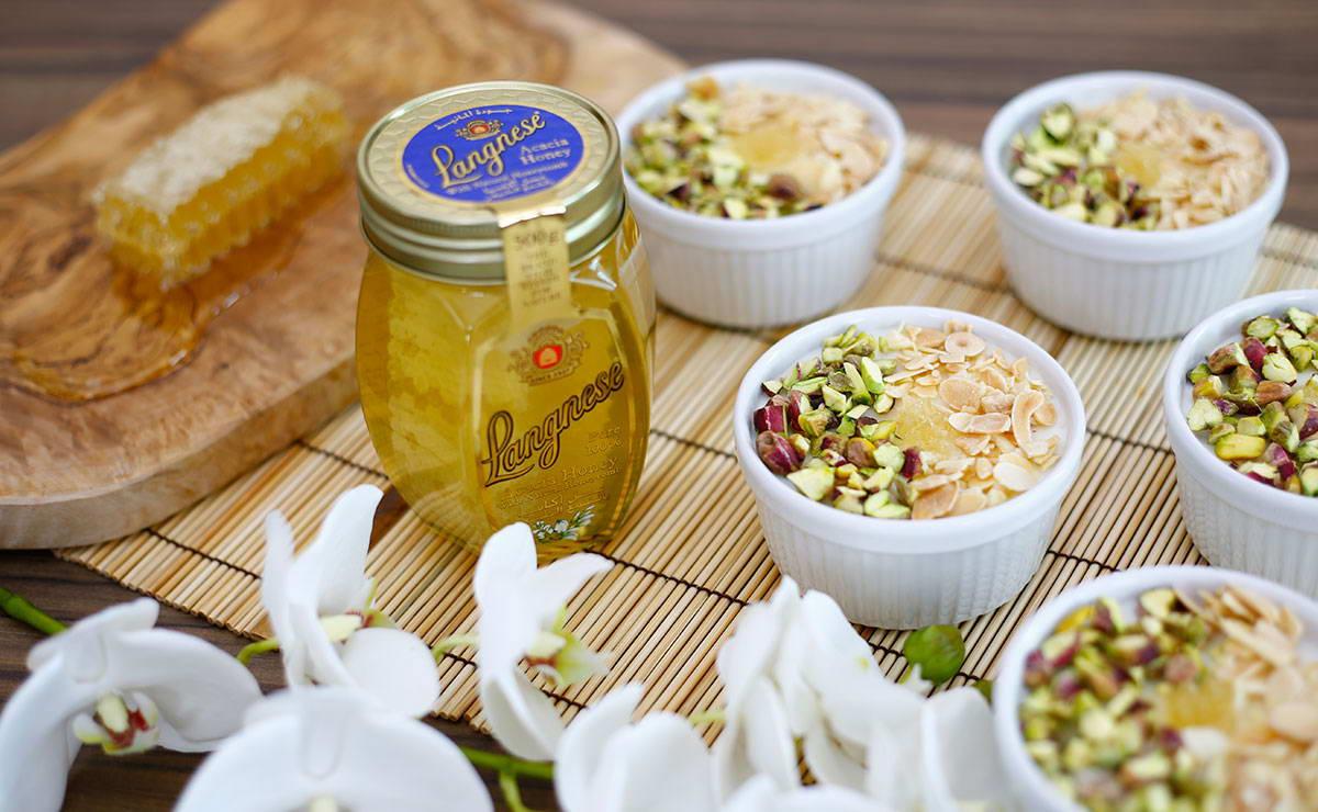 طريقة عمل المهلبية بالعسل في 30 دقيقة - وصفة 2019