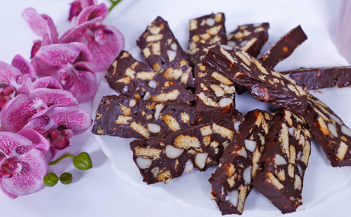 طريقة عمل سوكسيه الشوكولاتة في 5 دقيقة - وصفة 2019