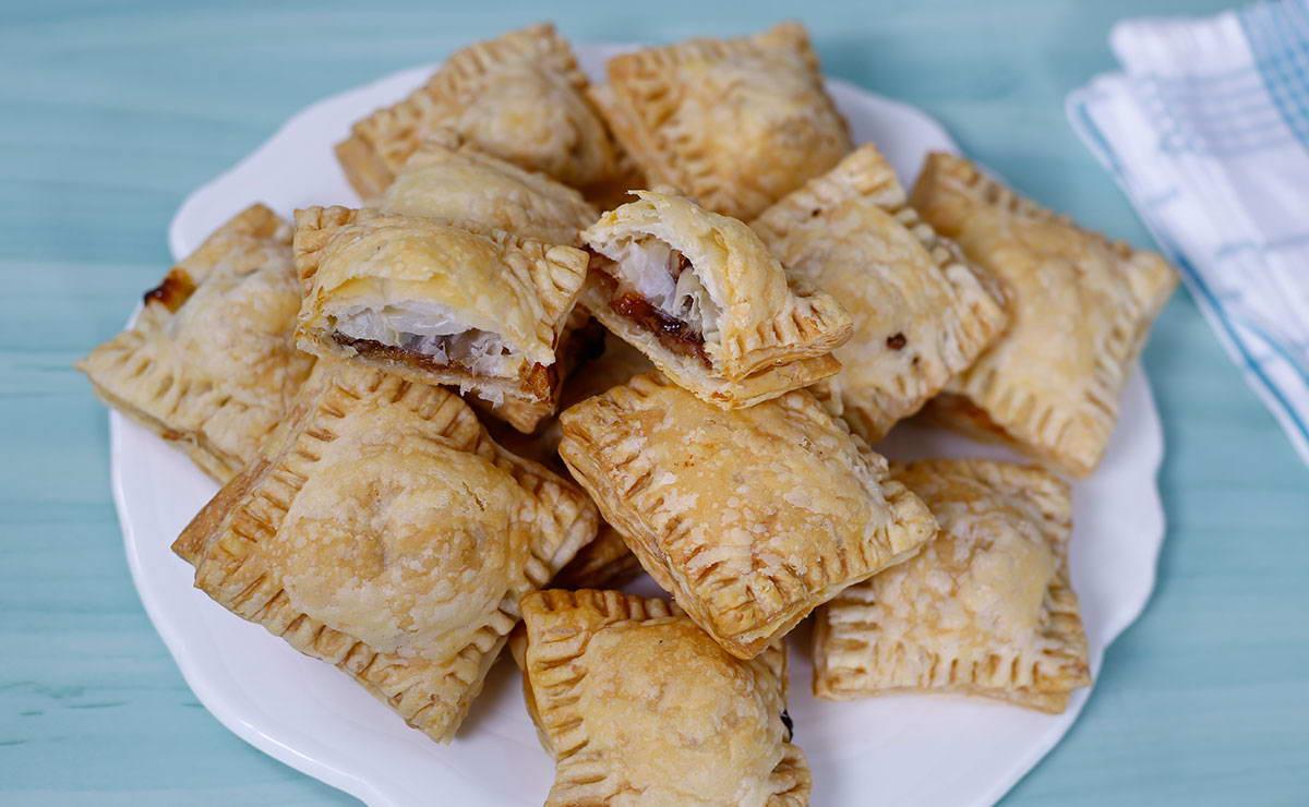 فطائر الموز والشوكولا في 10 دقيقة - وصفة 2019