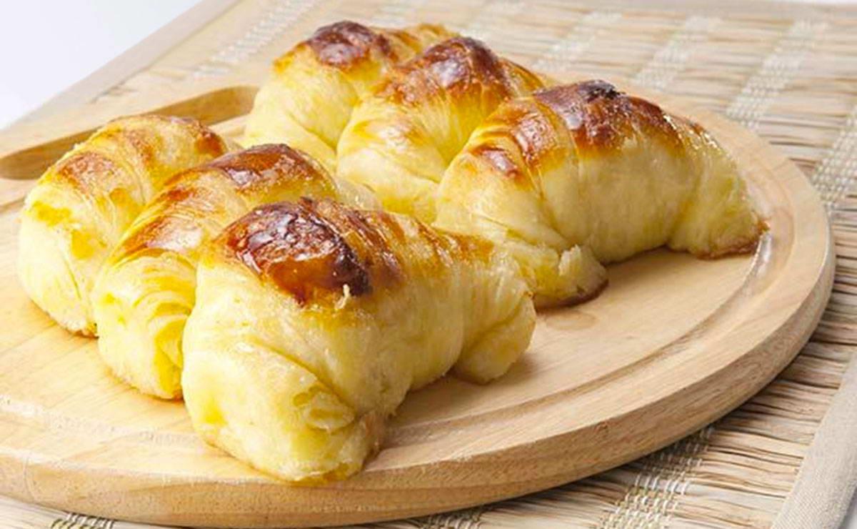 طريقة عمل الكرواسون بالجبن في 45 دقيقة - وصفة 2018