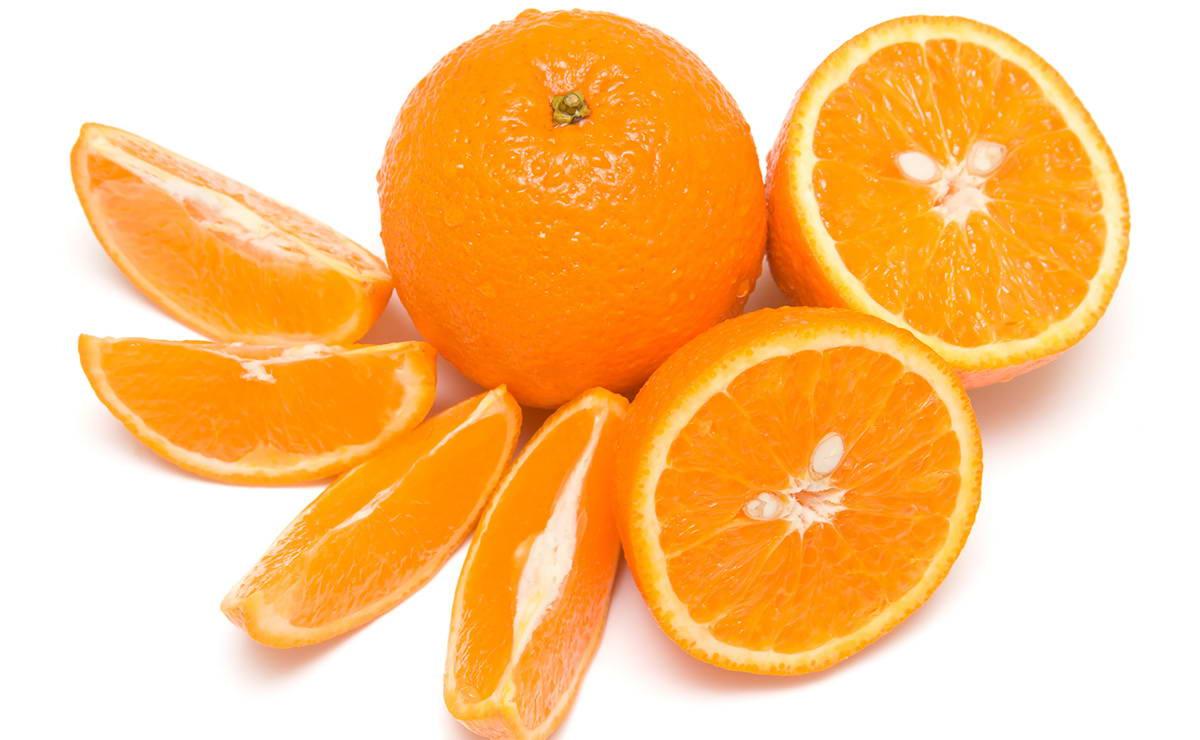 كيف نقطع البرتقالة إلى حزوز في  - وصفة 2020
