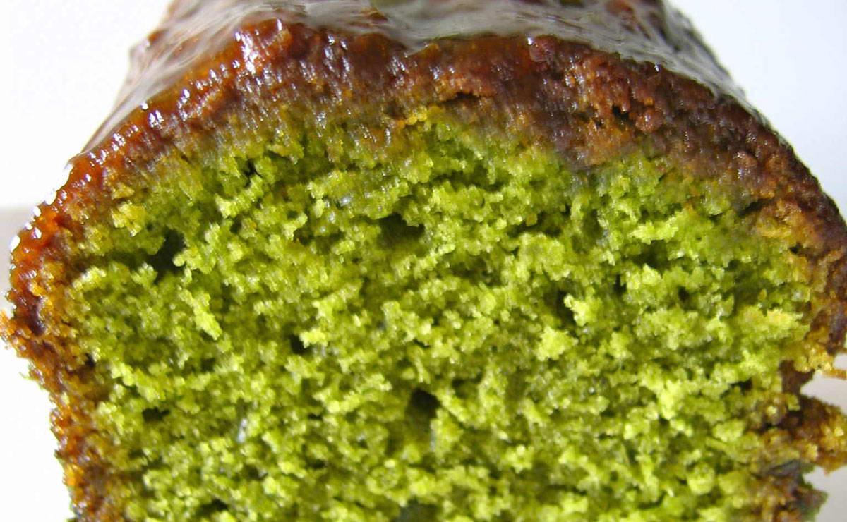 كيكة الفستق بماء زهر البرتقال في 15 دقيقة - وصفة 2019