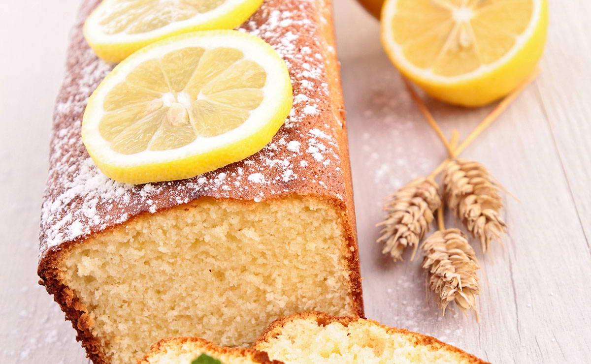 كيكة الليمون الهشة في 20 دقيقة - وصفة 2019