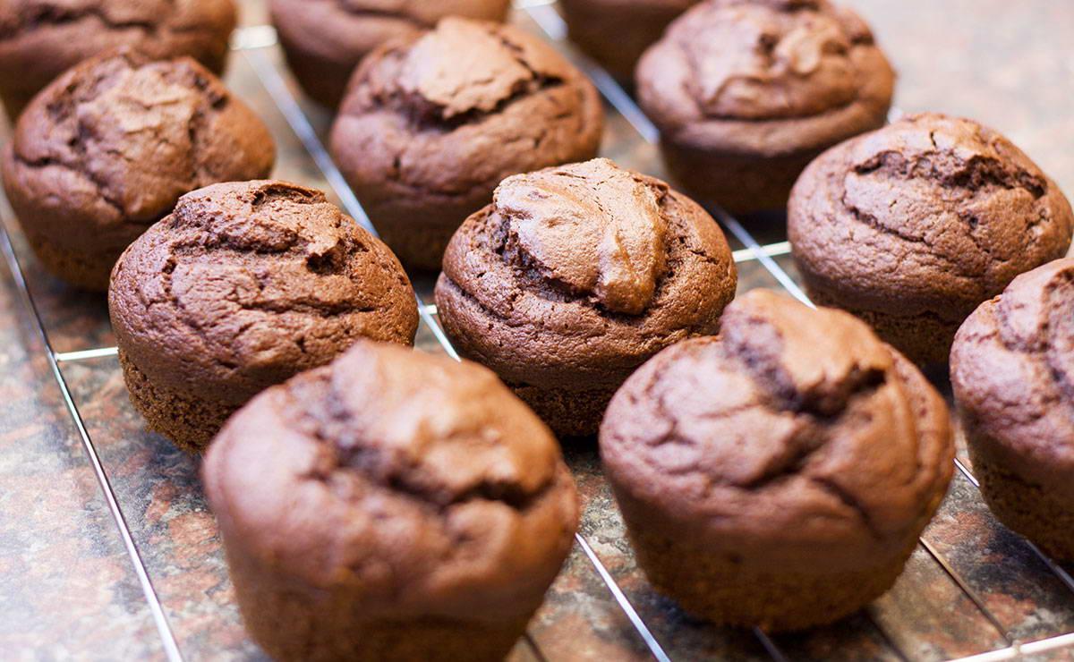 طريقة عمل مافن براوني الشوكولا في 15 دقيقة - وصفة 2020
