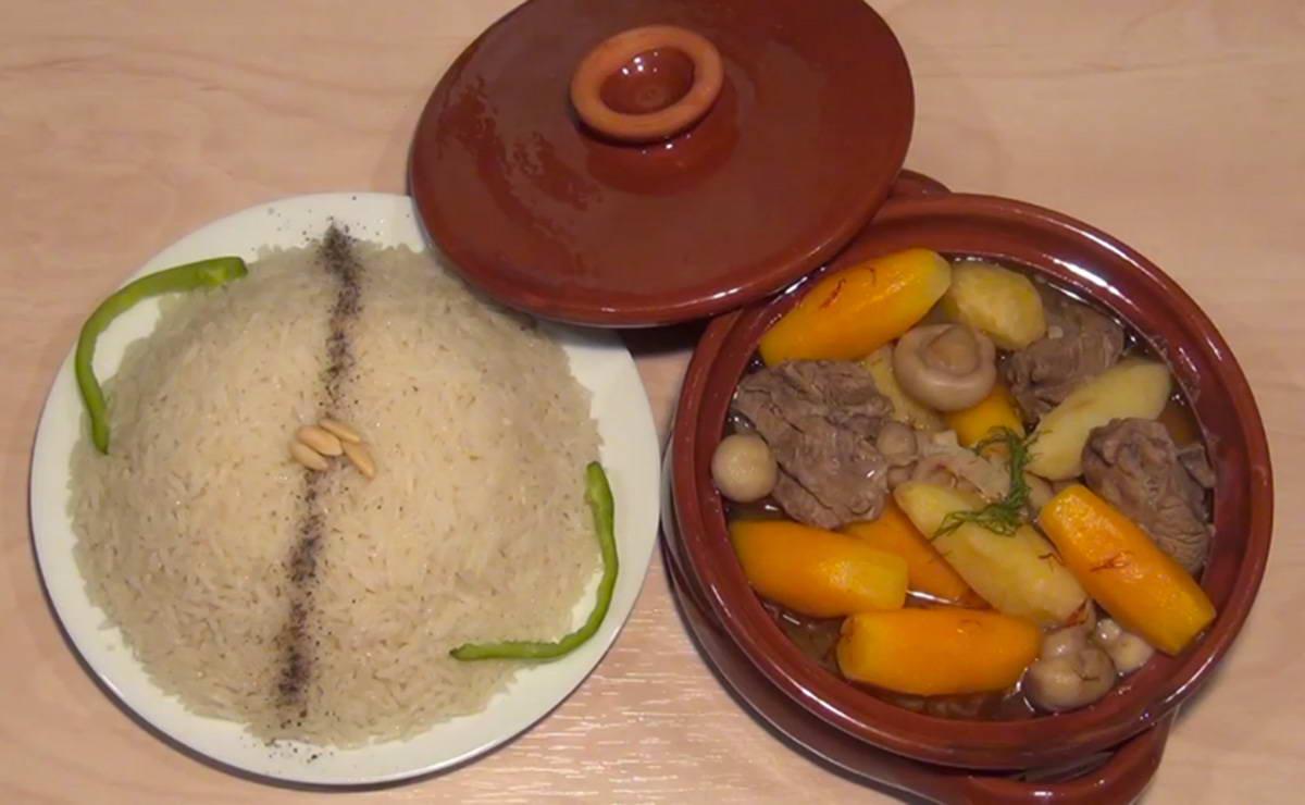 لحم موزات مع الخضار في 30 دقيقة - وصفة 2019