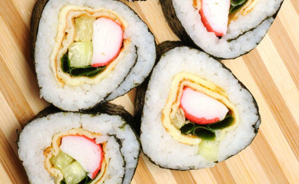 طريقة عمل السوشي ياماموتو رول في 15 دقيقة - وصفة 2018